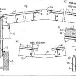 Szczegóły połączeń obudowy hali z blach fałdowych