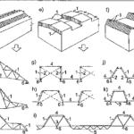 Schematy konstrukcji świetlików z wykorzystaniem rygli dachowych